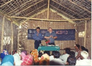 Paul Sharing in India